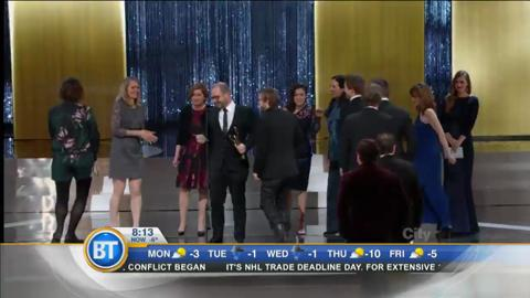 Entertainment City: Stars hit the Canadian Screen Awards