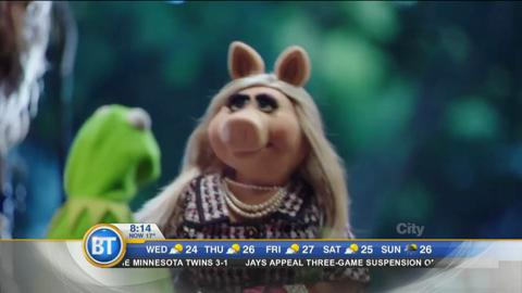 Entertainment City: A look at the 'Deadpool' trailer, The Muppets Star Kermit the Frog chats about his split with Miss Piggy