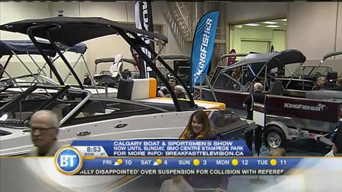 A preview of the Calgary Boat & Sportsmen's Show 4