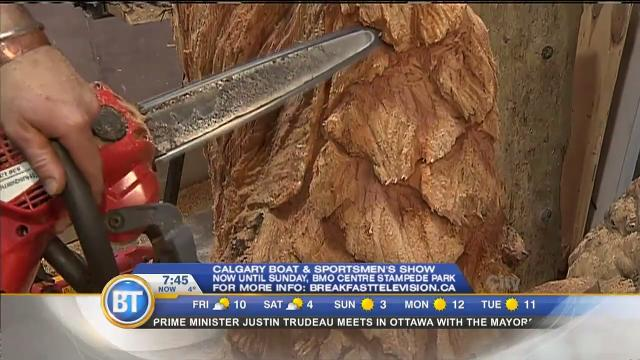 A preview of the Calgary Boat & Sportsmen's Show 2