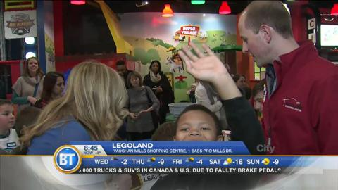 Jenn live at Legoland Discovery Centre (5 of 5)