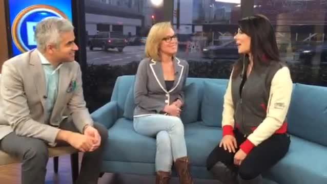 BT Extra: Hockey Host meets Grammy Anticipation
