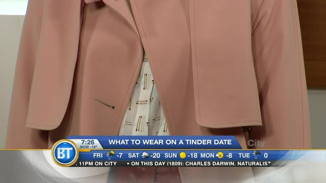What to wear on a Tinder date