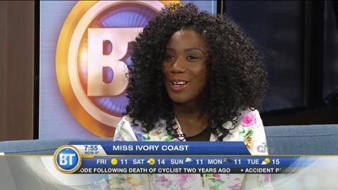 Miss Ivory Coast pageant this weekend