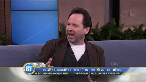 Chatting with author Barry Avrich