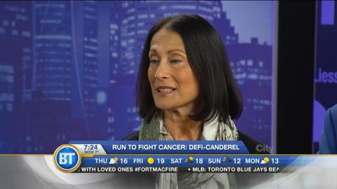 27th annual Defi-Canderel run to fight cancer