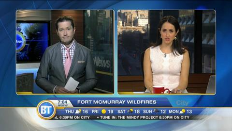 Ted Henley on Fort McMurray wildfires