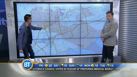 #AlbertaStrong: How big is the Fort McMurray fire?