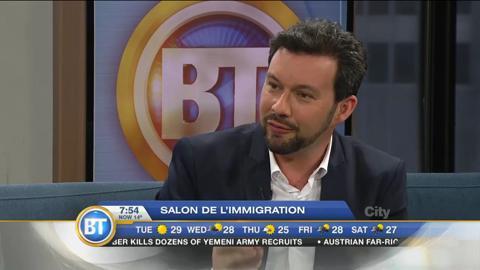 5th edition of the Salon de l'immigration et l'intégration au Québec