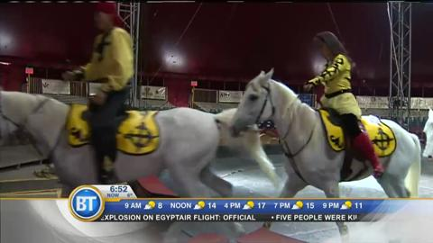 Royal Canadian Circus: A look inside