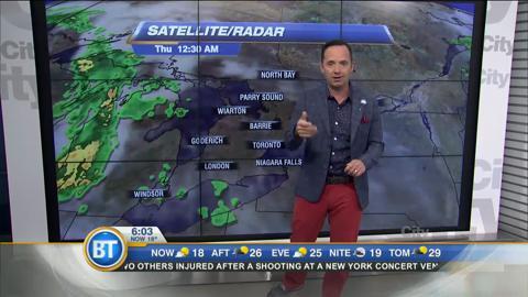 Morning Weather Webcast: April 26, 2016