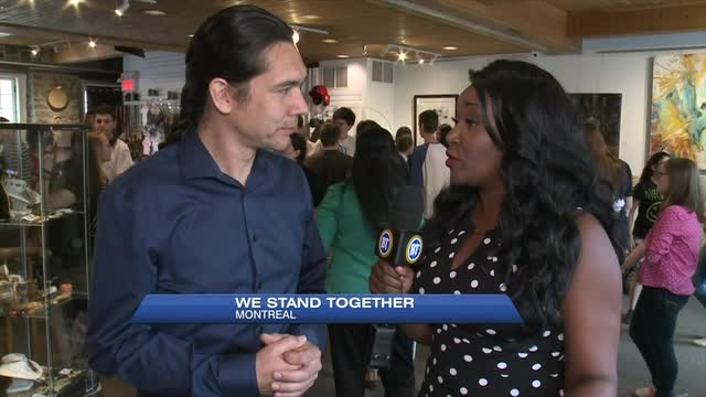 Breakfast Television visits the WE Stand Together program