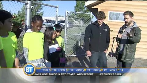 Gardening with The Boys & Girls Clubs of Foothills part 4