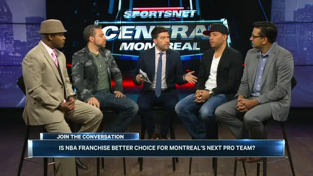Sportsnet Central Montreal Panel – May 26, 2016
