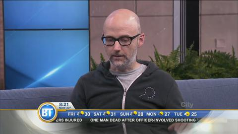 Moby talks his new memoir 'Porcelain'