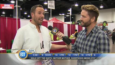 The Calgary Marathon Health & Wellness Expo 1
