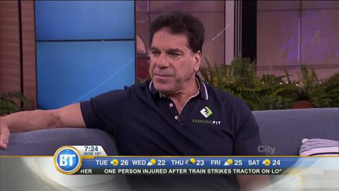 Catching up with Lou Ferrigno