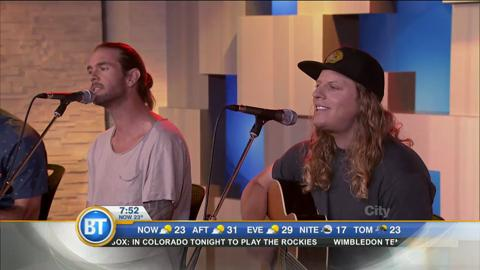 Dirty Heads perform 'That's All I Need'