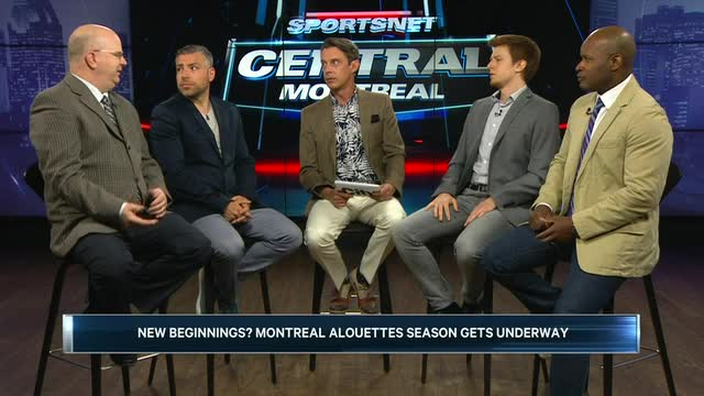 Sportsnet Central Montreal Panel – June 23, 2016