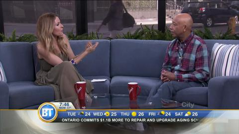 Russell Simmons announces big news for Canadian artists