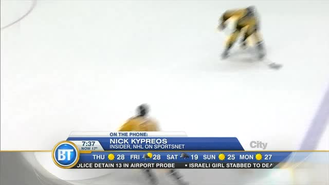 Sportsnet's Nick Kypreos on P.K. Subban leaving Montreal