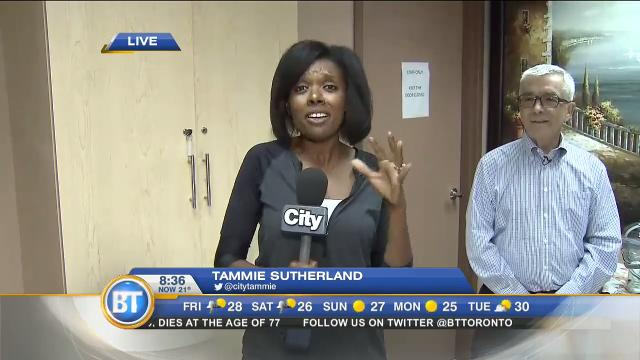 Tammie live from Etobicoke Brampton Sleep Clinic (2 of 2)