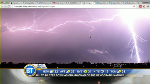 #TrendingOnBT: #ONstorm and #SummerSlide