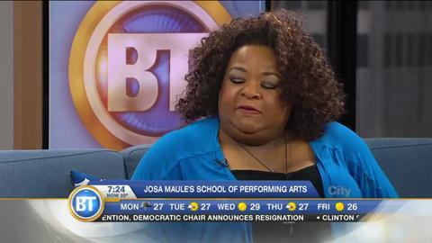 "Montreal's ""Acting Mama"" – Josa Maule"