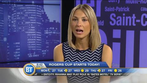 Rogers Cup starts today – Sportsnet's Evanka Osmak breaks it down