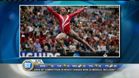 Olympic Gold Medallist Kyle Shewfelt