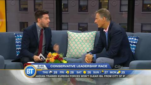 Maxime Bernier's Conservative Party leadership campaign heavy on policy