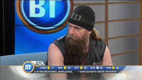 The Surprising Way Legendary Rocker Zakk Wylde Preps For A Big Show