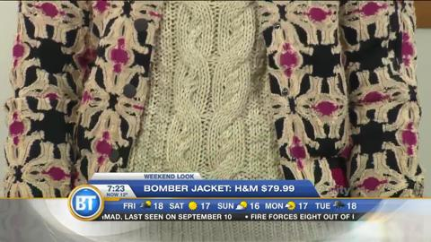 Fall Trend: The Bomber Jacket