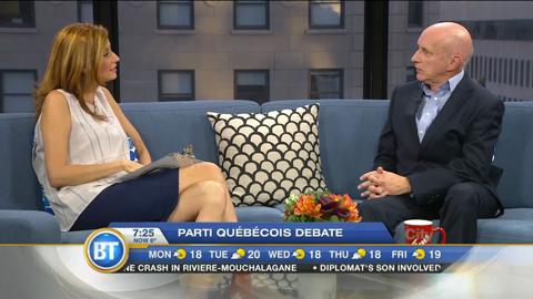 Analysis of Second Parti Québécois Debate