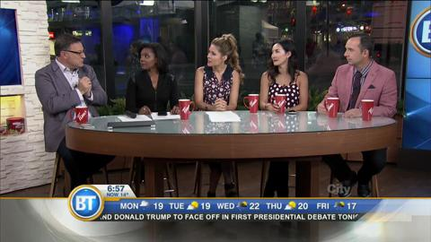 Chatting about the Blue Jays and the Royal Visit 2016