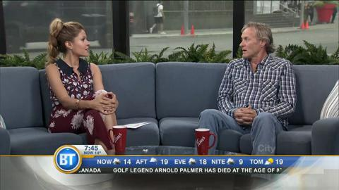Blue Jay alumnus Kelly Gruber chats about the Blue Jays playoff push