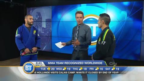 Brazilian Top Team Canada Jiu Jitsu