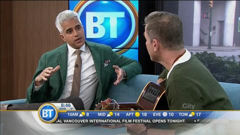 How To Help Yourself. We Learn About The Road to Recovery With Singer/Songwriter Sean McCann
