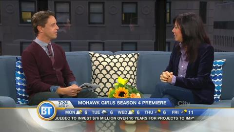 Mohawk Girls set for season four premiere