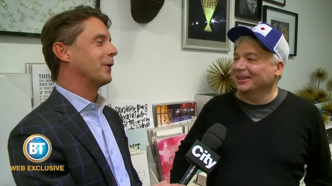 BT Rapid Fire with Mike Myers