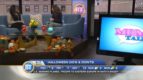Mom Talk: Halloween do's and don'ts