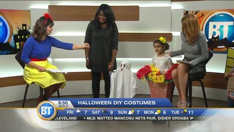 Fun do-it-yourself Halloween costumes