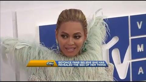 Beyoncé baby gender reveal?